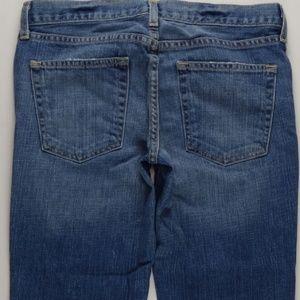 J.Crew Hipslung Crop Capri Jeans Women's 28 A076